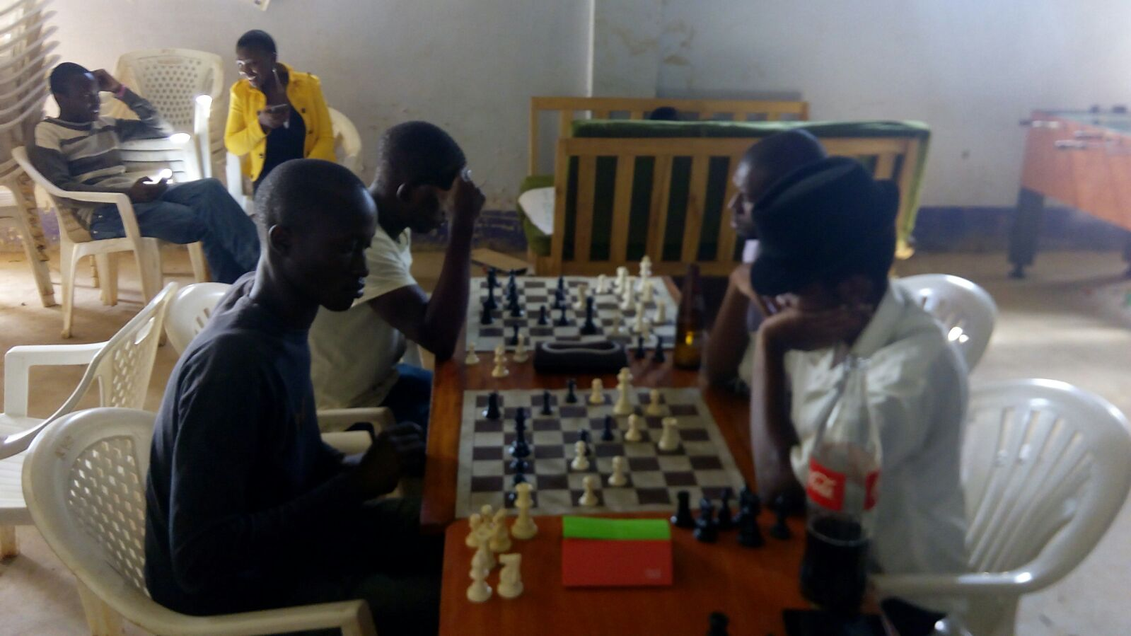 Kericho town's first ever chess tournament