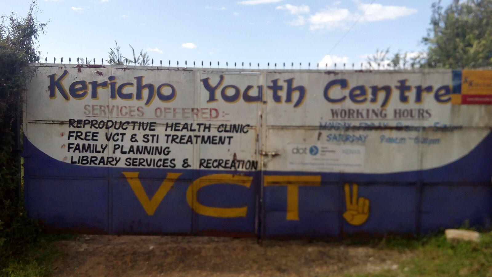 Kericho Youth Centre