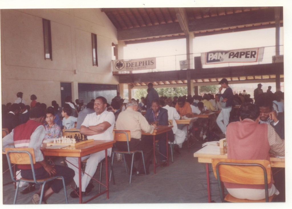 Kenya Open 1993 at Braeburn School